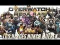 OVERWATCH MEGA RAP (¡¡21 HÉROES!!) - Los Héroes Nunca Mueren | Keyblade ft. Varios [Prod. Vau Boy]