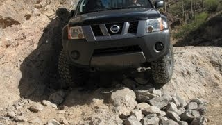 Xterra Tracks - Box Canyon Arizona