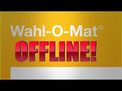 Wahl-o-Mat Offline Nach Gerichtsurteil! Oli