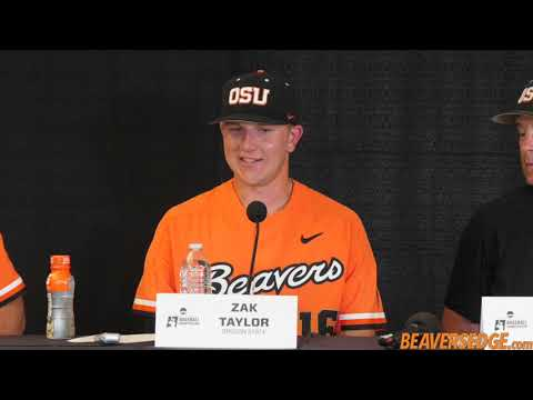 Oregon State Beavers - Beaver season ends with a thud. Creighton eliminates Nat Champs 4-1