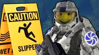 Halo 2 Without Friction