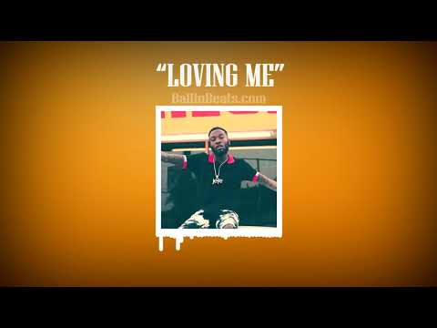 "😍 ""LOVING ME"" Shy Glizzy type trap soul beat royalty free for non profit use no tags untagged 2018"
