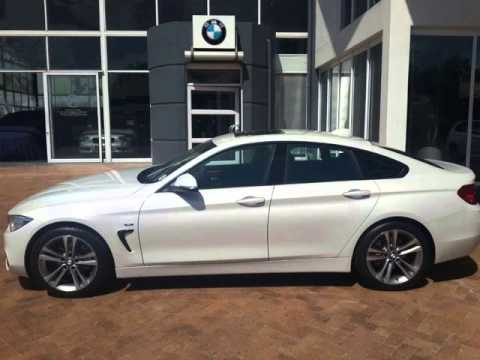 2015 bmw 4 series 420i gran coupe sport line a t auto for for For sale on line