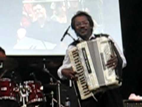 Buckwheat Zydeco at 2010 Kitchener Blues Festival