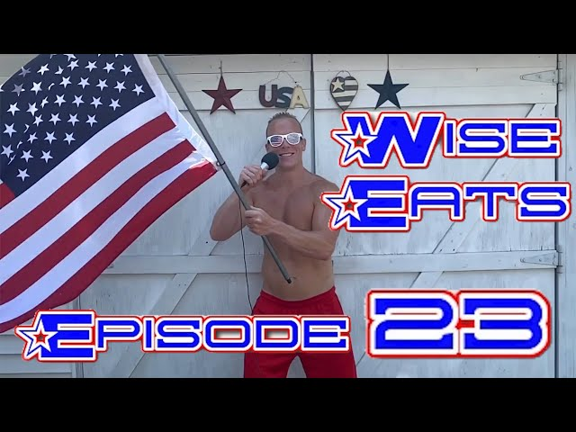 4th of July Special 2020 - Holiday Fun Facts, Alcohol, Caffeine, Gum (Wise Eats Podcast Episode 23)