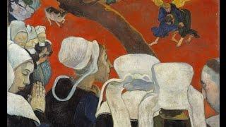 Мистики-художники (Ван Гог, Гоген, Моне, Шагал и Мунк) в AGO (Торонто)