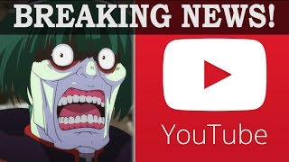 Is YouTube DESTROYING Your Favorite Youtubers?!, NEW Re:Zero OVA, Arrests over One Piece