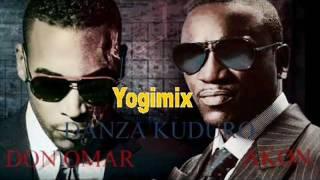 Don Omar - Danza Kuduro ft. Akon (Yogimix Bootleg)