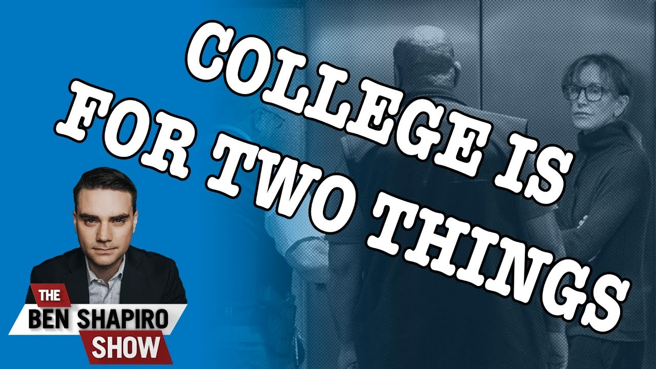 Colleges Are Designed For These Two Things