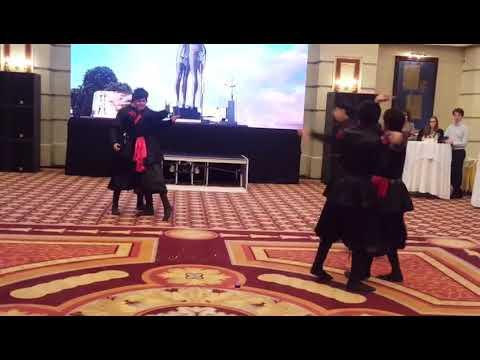 Грузинский - Азербайджанский танец (Кинтоури) -(Шалахо)