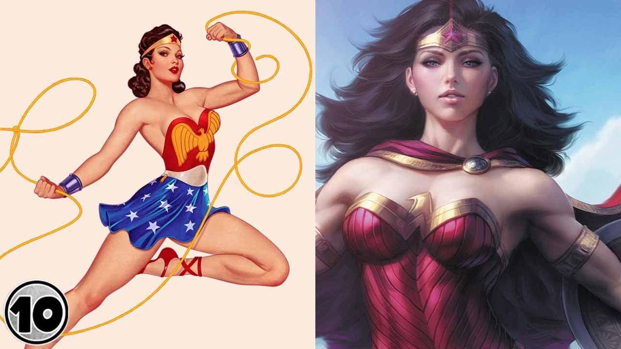 Top 10 Superhero Makeovers You Wont Believe