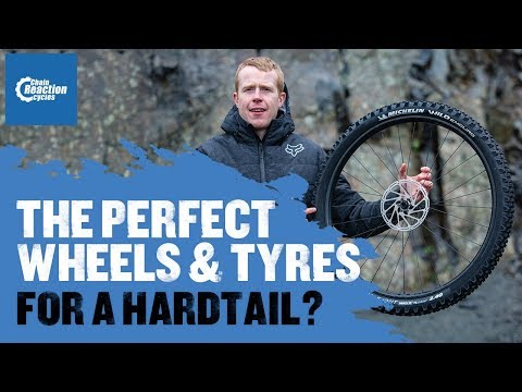 The Perfect Wheels & Tyres For A Hardtail? | CRC |