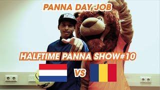 Futsal Panna Showtime Netherlands VS Romania Day 1 - Panna Day Job 10