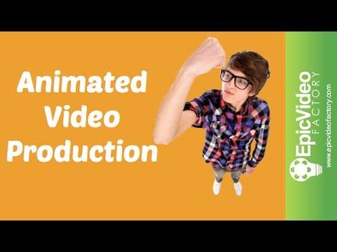 Animated Video Production - Animated Video Production Companies Video