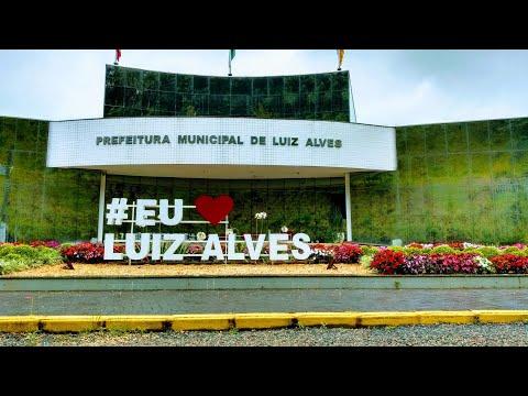 Municipio de Luiz Alves SC  Terra Nacional da Cachaça