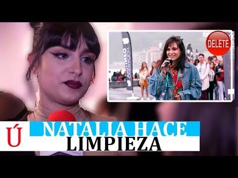 La razón por la que no vas a reconocer a Natalia Lacunza con su primer trabajo después de OT thumbnail