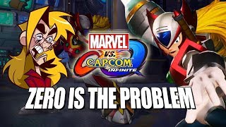 ZERO IS THE PROBLEM: Venom - Marvel Vs. Capcom Infinite (Online Ranked)