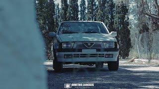 Alfa Romeo 75 Short Film