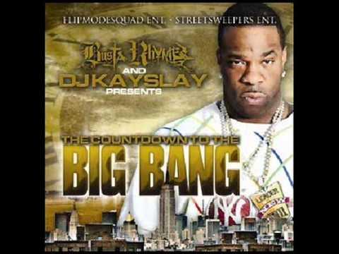 Busta Rhymes - Big Bang (The Countdown To The Big Bang)