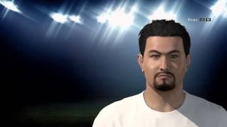 Adrian Gonzalez Pro Evolution Soccer create a player hyper-lapse
