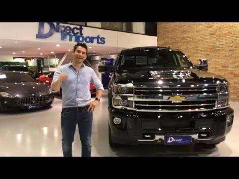 Chevrolet Silverado 2500 High Country 2018 - Direct Imports