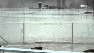 100 Year Flood Video 2009 Arlington Washington.AVI