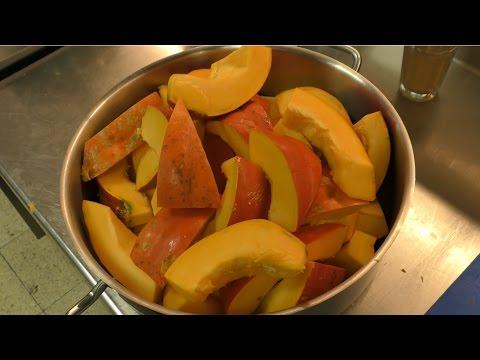 Как запечь тыкву | How to bake a pumpkin #pumpkin #baked pumpkin