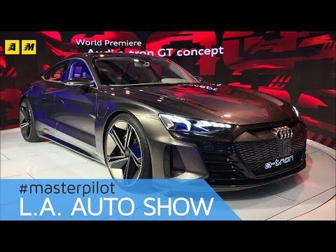 Audi e-tron GT Concept   VERA dal 2020. 590 CV e 400 km di autonomia