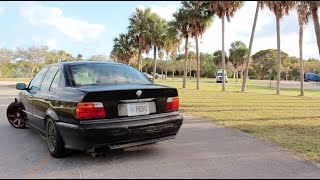 BMW E36 | Daily Drift Car