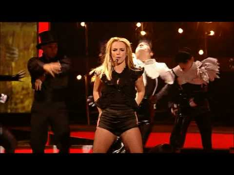 HDTV - Britney Spears - Womanizer: Live @ X -Factor (Real HD) HQ