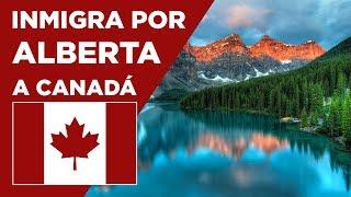 Cómo inmigrar a Canadá por Alberta - Programa provincial
