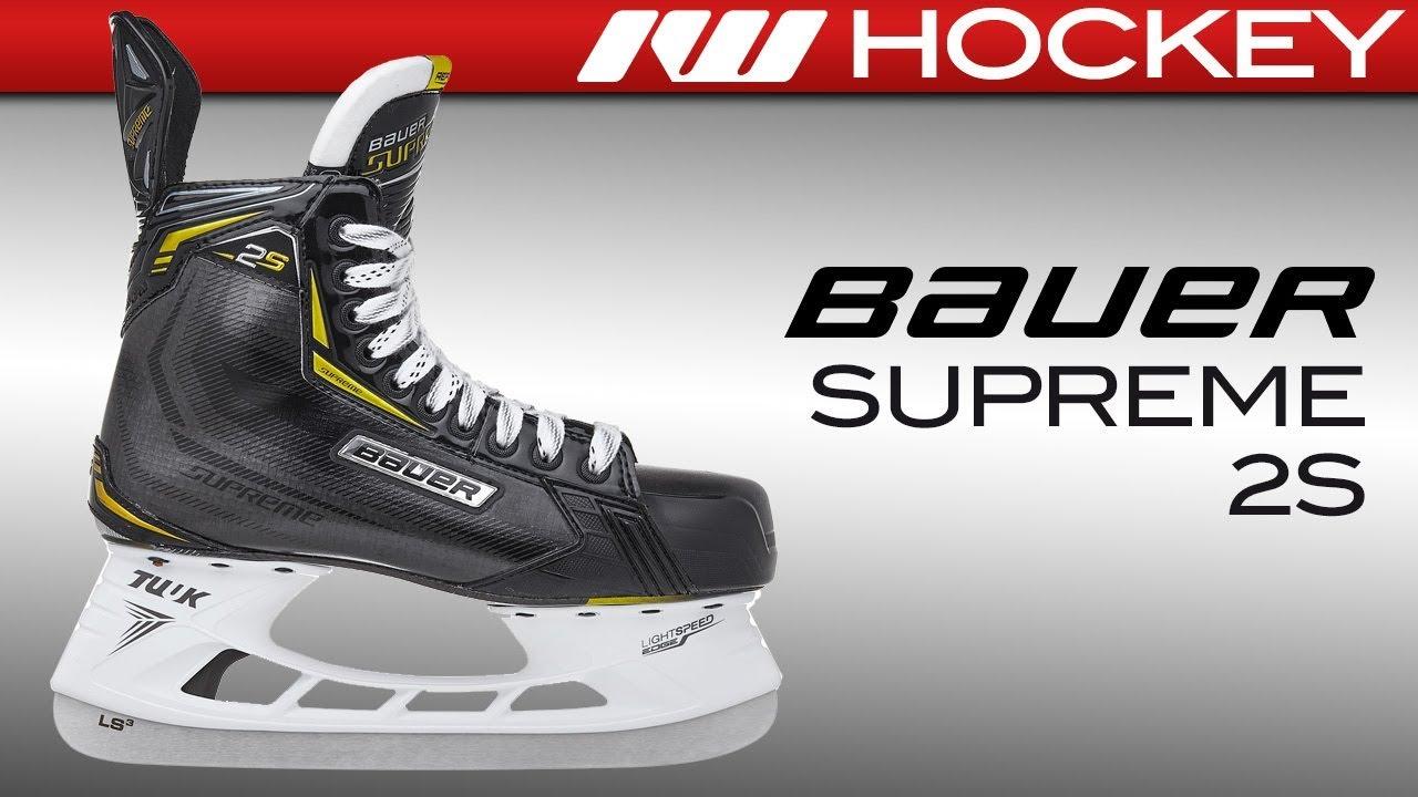 d996cc6f68e3d Hokejové korčule Bauer Supreme 2S Sr   Hokejovekorcule.sk