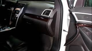 Замена масла в двигателе и фильтров Форд Эксплорер 2013 года Ford Explorer 3,5