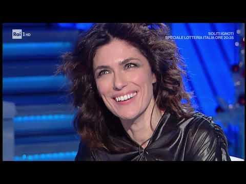 Anna Valle tra carriera e vita privata - Domenica In 06/01/2019