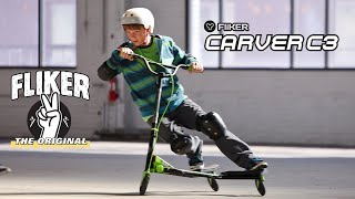 Yvolution Y Fliker Carver - TV Commercial