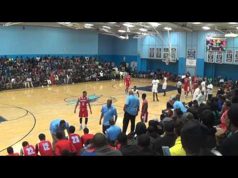 Kenwood vs  Hyde Park 2016   Zion Morgan Class of 2016