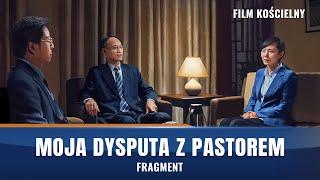 """Film chrześcijański """"Rozmowy"""" Klip filmowy (5) – Chrześcijanka cudownie obala argumentację pastora Ruchu Potrójnej Autonomii"""