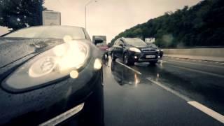 Из Конча-Заспы в центр Киева: Platu25 против Porsche Panamera