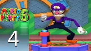 Mario Party 6 - Towering Treetop [Part 4]