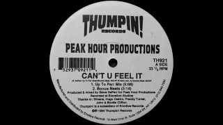 Peak Hour Productions - Can