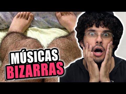 MÚSICAS ANTIGAS BIZARRAS PRA MORRER DE RIR