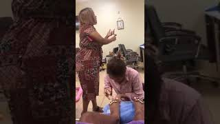 Asian Nail Salon Owner disrespects Black People.