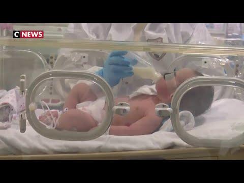 Coronavirus: des bébés malades sont sous haute-surveillance