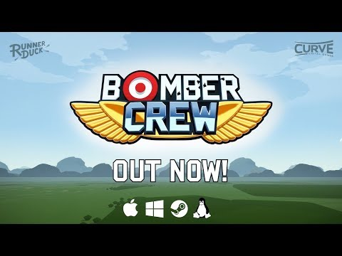 Bomber Crew   Launch Trailer