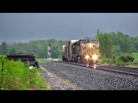 "TRRS 477: ""Whoops!"" CSX Freight Train Stalls on Grade"