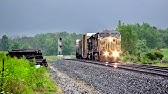 """TRRS 477: &quotWhoops!"""" CSX Freight Train Stalls on Grade"""
