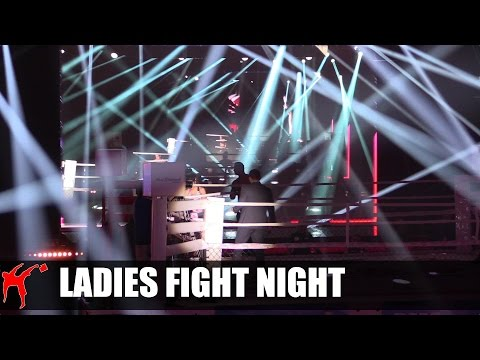 Ladies Fight Night 4: kulisy gali