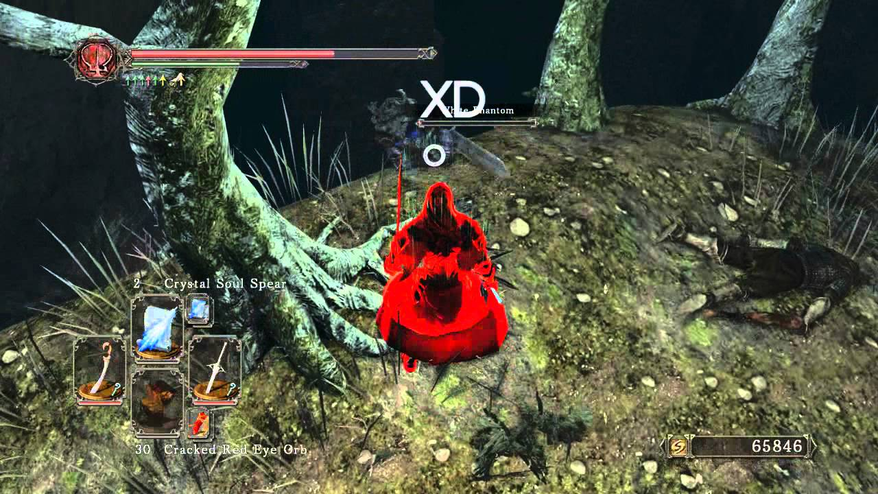 how to build pvp character dark souls 2