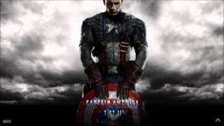 Captain America Soundtrack - 20 Motorcycle Mayhem