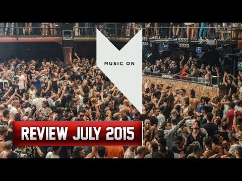 Music On @ Amnesia Ibiza July 2015